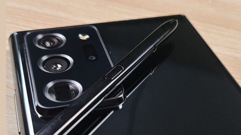 Image of Samsung Galaxy Note 20 Ultra