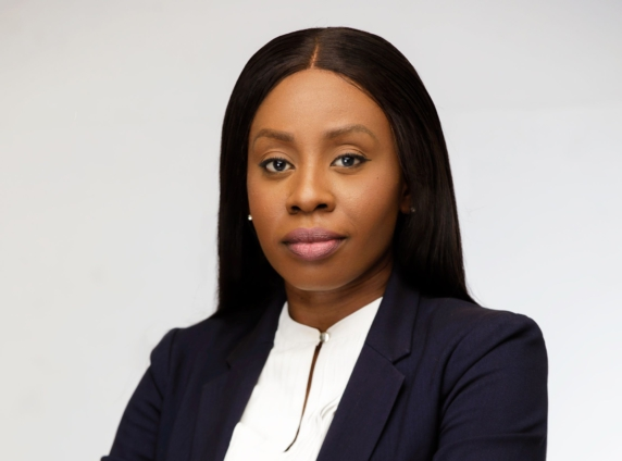 Headshot of Florence Ohene, new Country GM for IBM Ghana