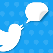 Twitter Bird with Quote