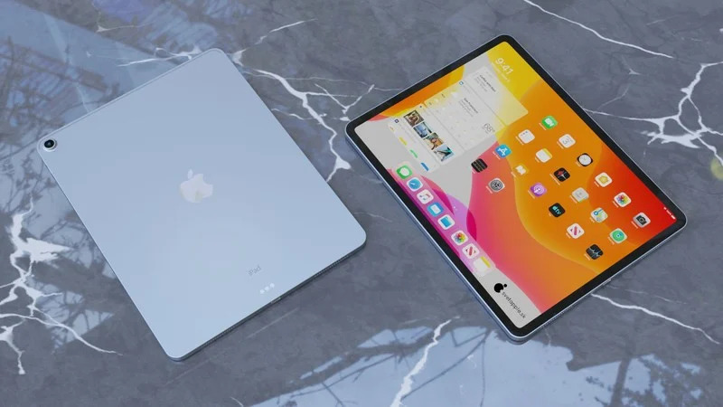 Leaked iPad Air 4 photos