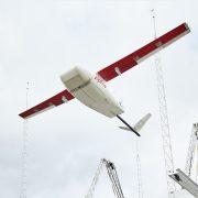 Zipline medical drone